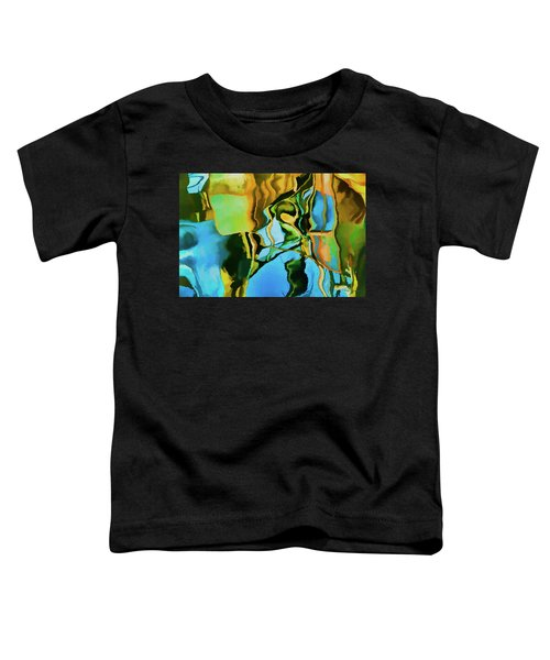 Color Abstraction Lxxiii Toddler T-Shirt