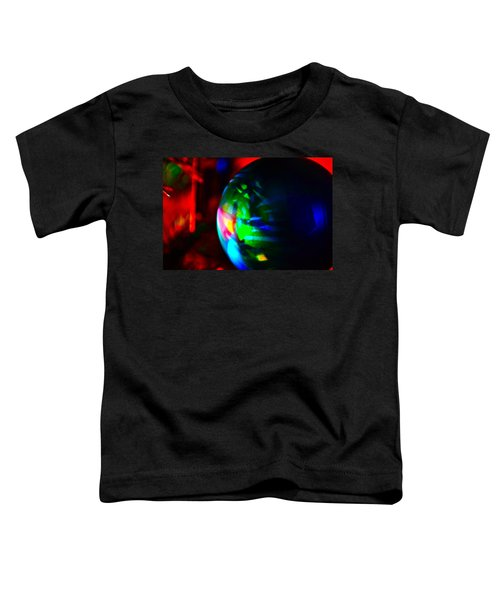 Colors Of Christmas Toddler T-Shirt
