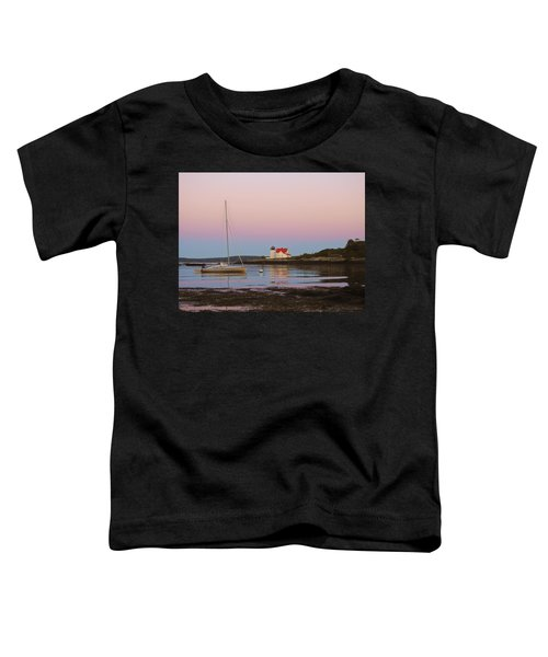 Colors Of Morning Toddler T-Shirt