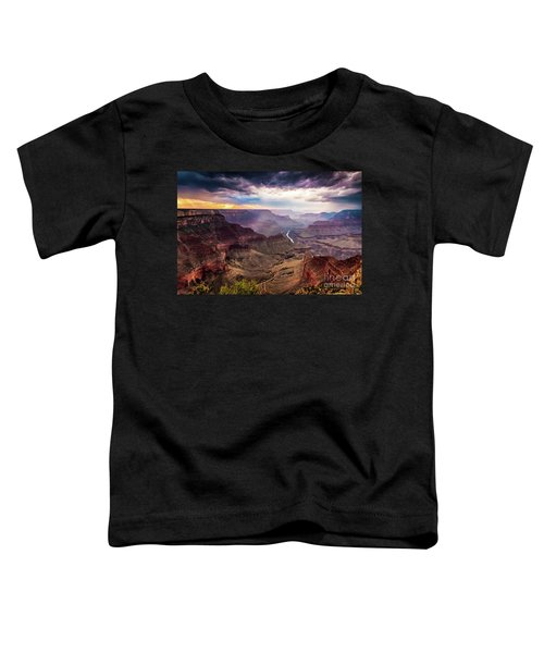 Colors Of The Canyon Toddler T-Shirt