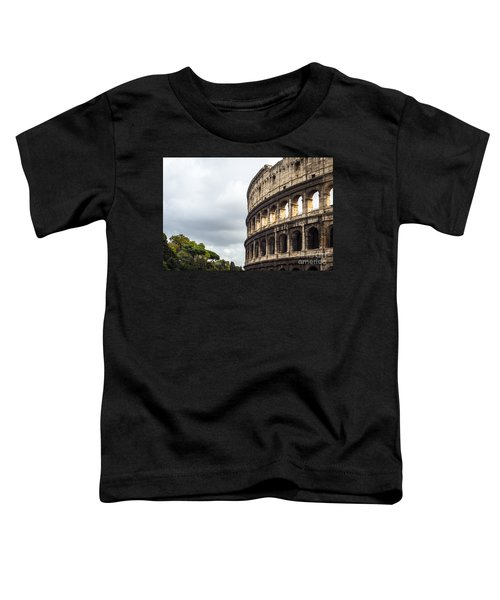 Colosseum Closeup Toddler T-Shirt