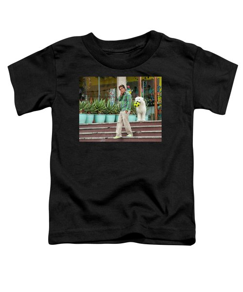 Come On And Play Toddler T-Shirt