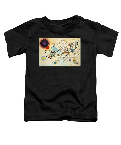 Composition Viii Toddler T-Shirt