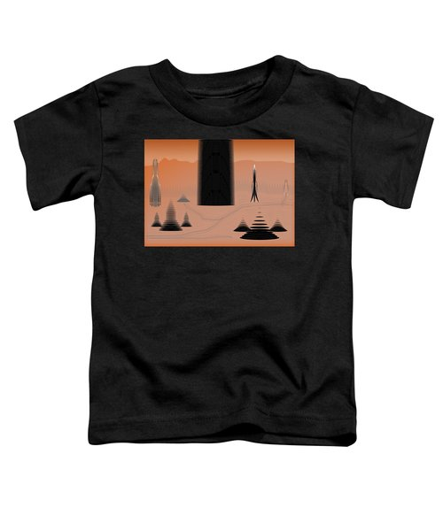 Cone City Toddler T-Shirt