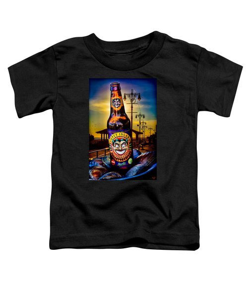 Coney Island Beer Toddler T-Shirt