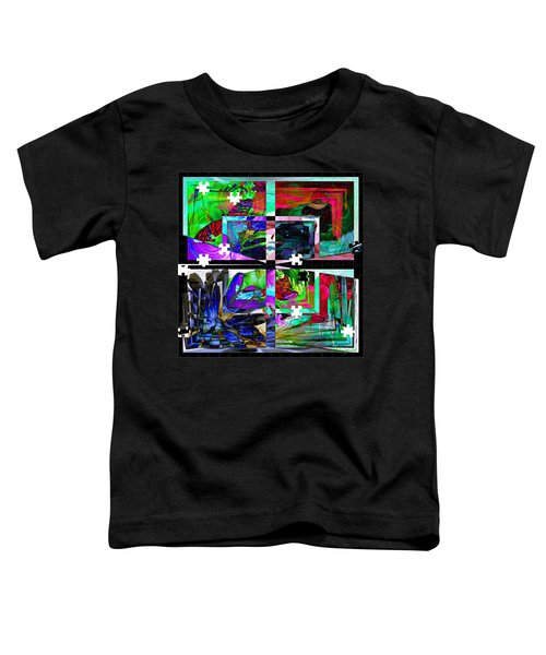 Confused Toddler T-Shirt