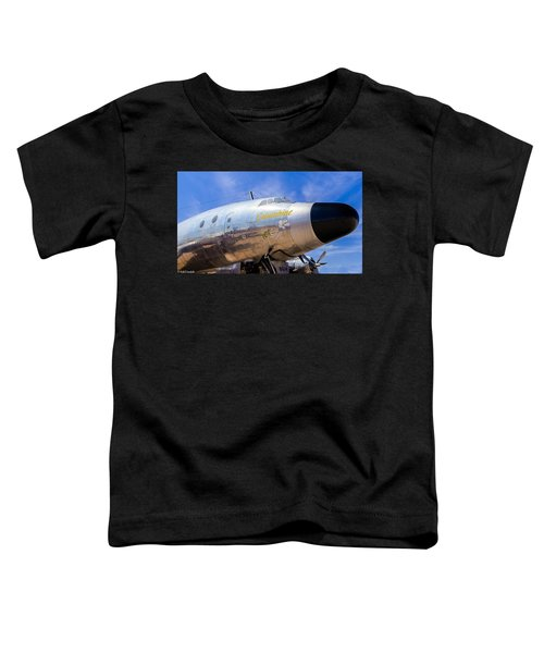 Constellation Columbine Toddler T-Shirt