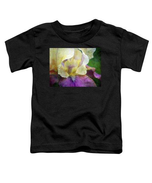 Cool Toned Purple Iris 0319 Idp_3 Toddler T-Shirt