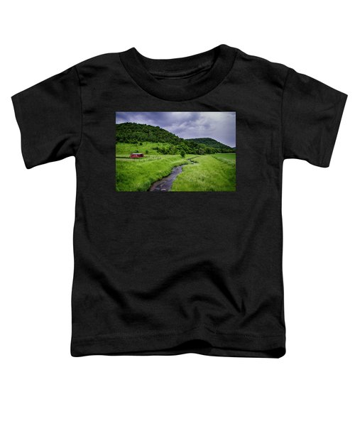 Coon Valley Toddler T-Shirt