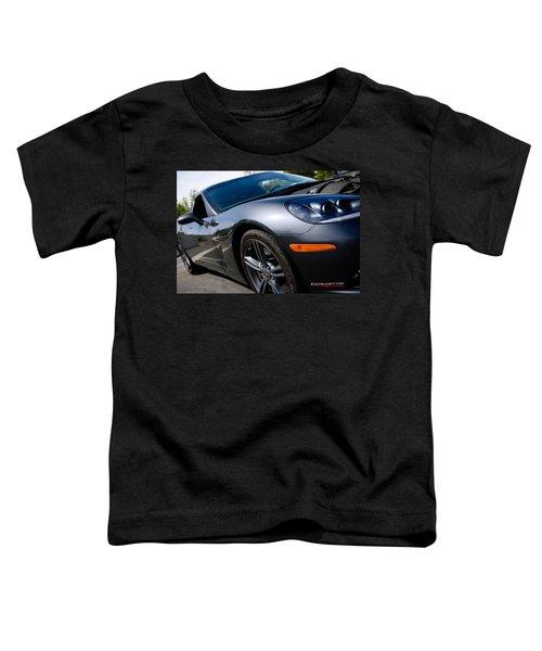 Corvette Racing Toddler T-Shirt