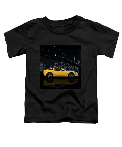 Corvette Z06 Gt1 Toddler T-Shirt