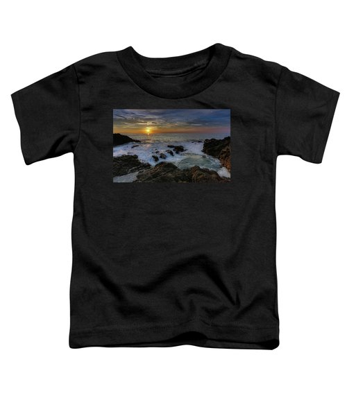Costa Rica Sunrie Toddler T-Shirt