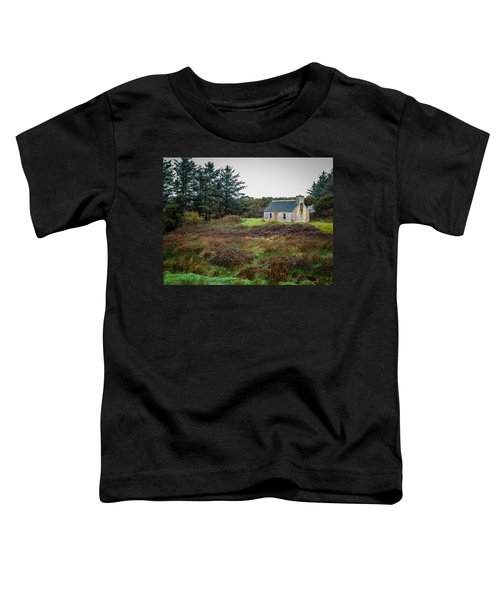 Cottage In The Irish Countryside Toddler T-Shirt