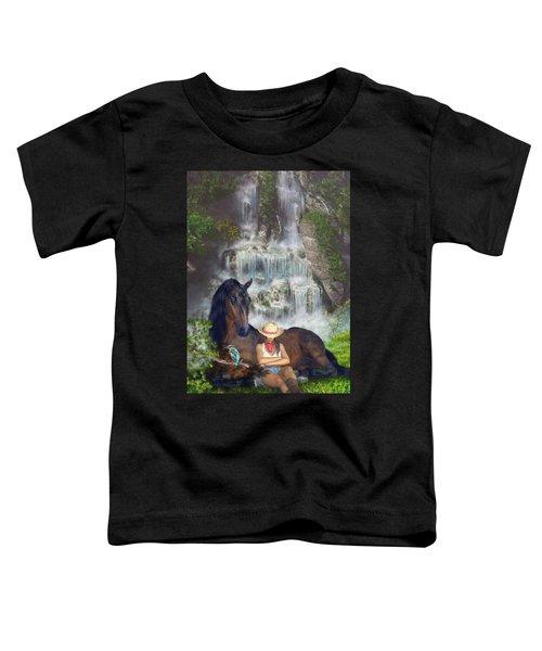Country Memories 1 Toddler T-Shirt