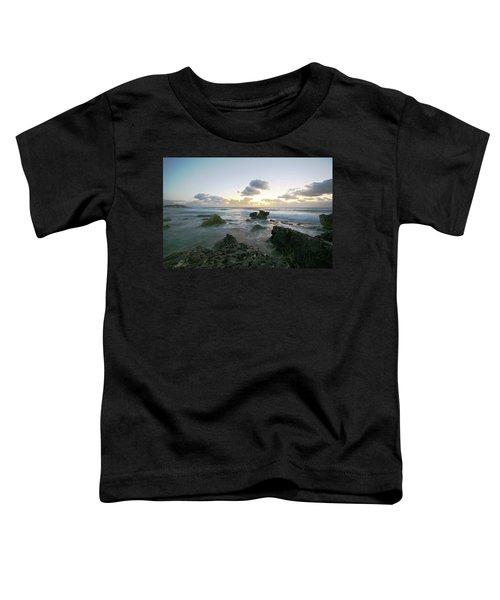 Cozumel Sunrise Toddler T-Shirt