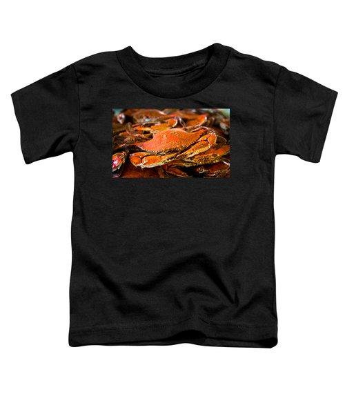 Crab Boil Toddler T-Shirt