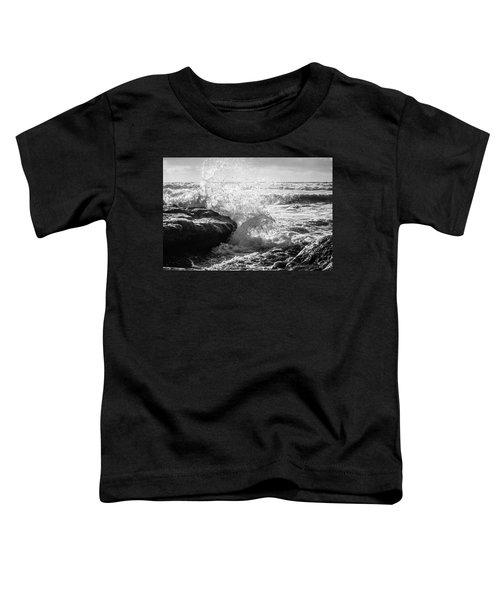 Wave Crashing  Toddler T-Shirt