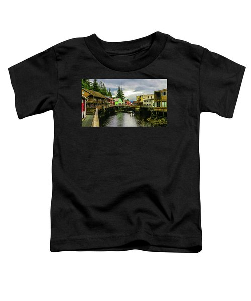 Creek Street 1 Toddler T-Shirt