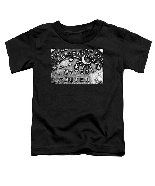 Crescent Box New Orleans Toddler T-Shirt