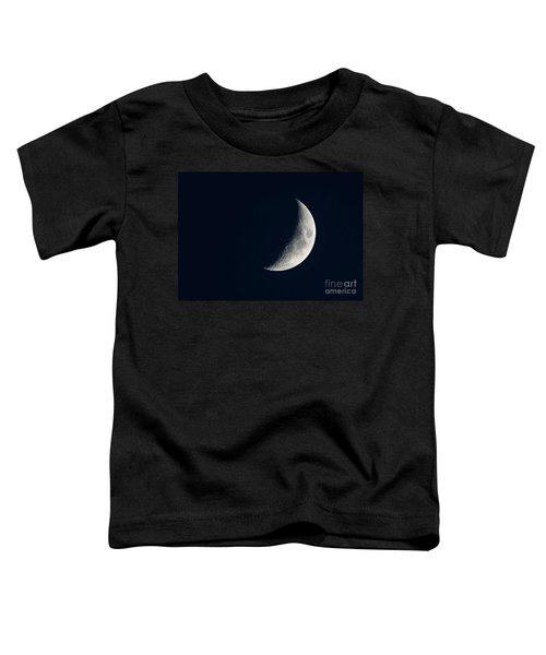 Crescent Moon Toddler T-Shirt