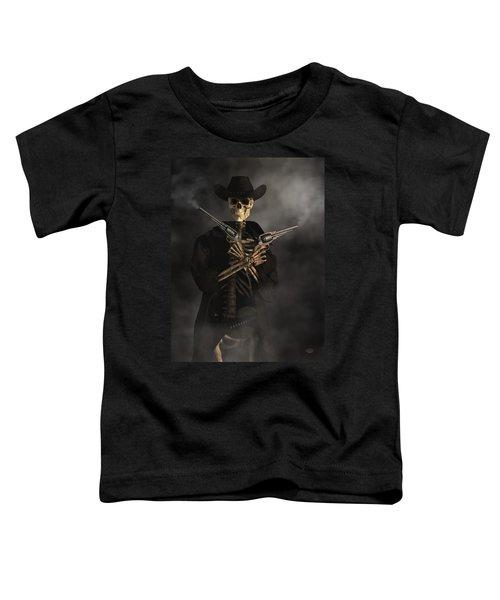 Crossbones Toddler T-Shirt