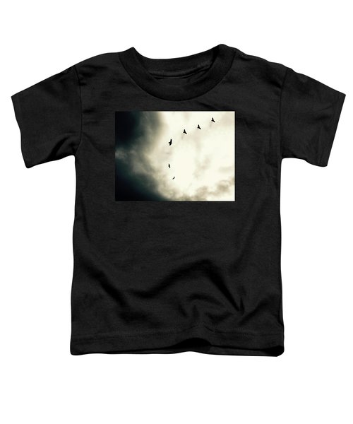 Crows On Christmas Eve 1 Toddler T-Shirt