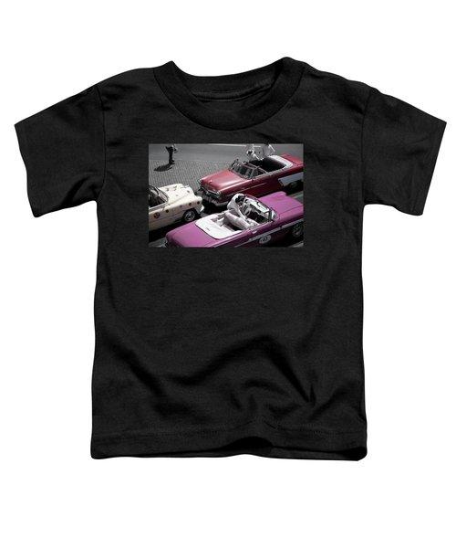 Cuba #3 Toddler T-Shirt