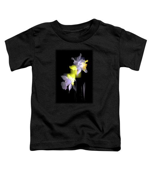 Cubist Daffodils Toddler T-Shirt