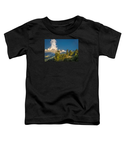 Giant Over The Mountains Toddler T-Shirt