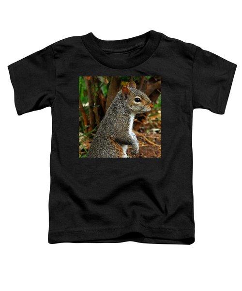 Curious Toddler T-Shirt
