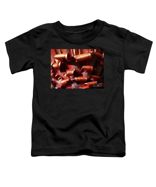 Curl Up And Die Toddler T-Shirt