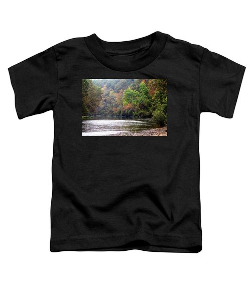 Current River Fall Toddler T-Shirt