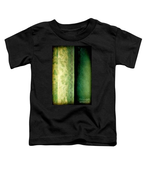 Toddler T-Shirt featuring the photograph Curtain by Silvia Ganora