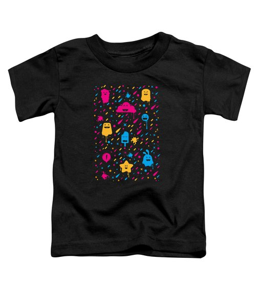 Cute Color Stuff Toddler T-Shirt