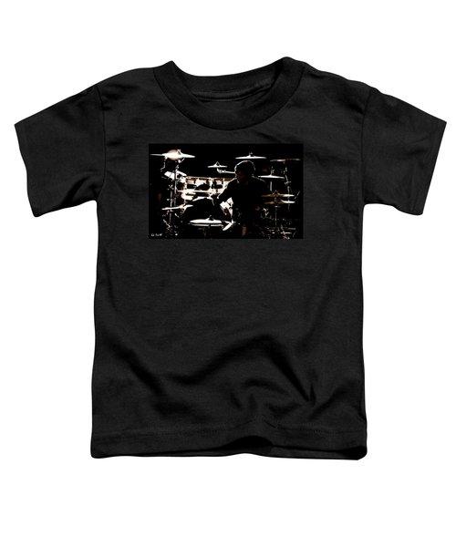 Cymbal-ized Toddler T-Shirt