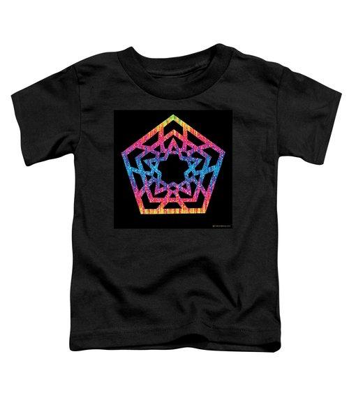Da Vinci Star Toddler T-Shirt