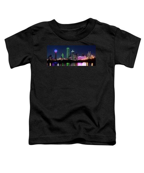 Dallas Colors Pano 2015 Toddler T-Shirt