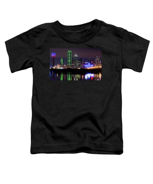 Dallas Cowboys Star Night Toddler T-Shirt