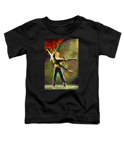 Dance 3 Toddler T-Shirt