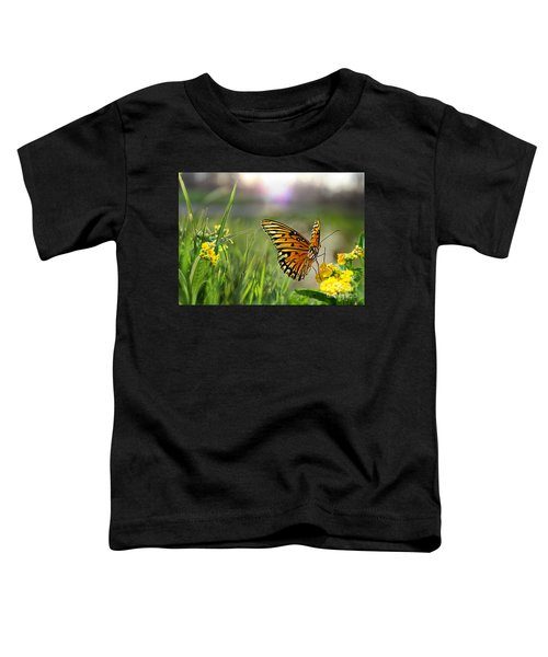 Dancing In The Light Toddler T-Shirt