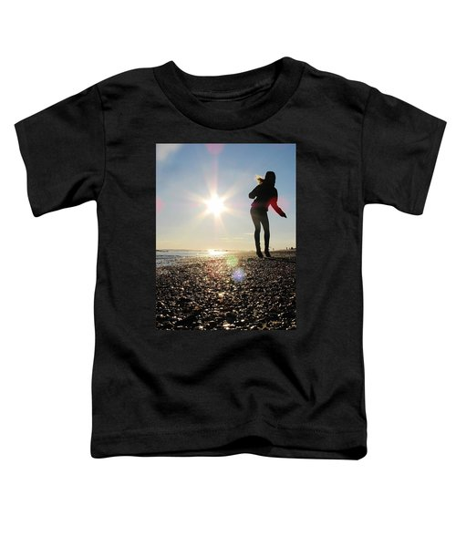 Dancing In The Sun Toddler T-Shirt