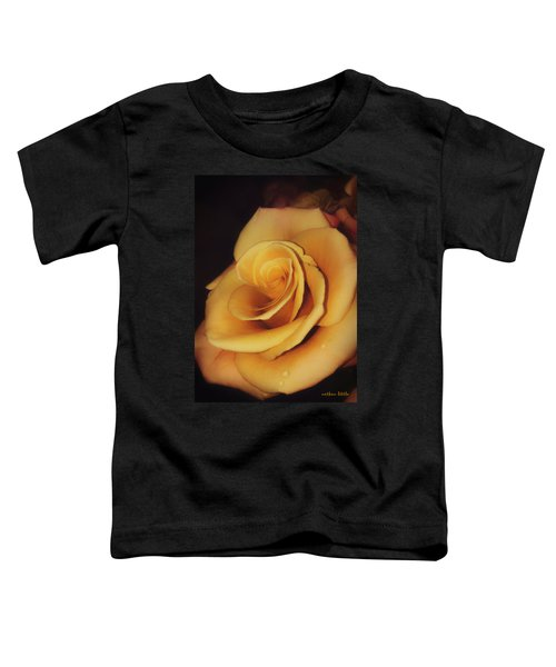 Dark And Golden Toddler T-Shirt