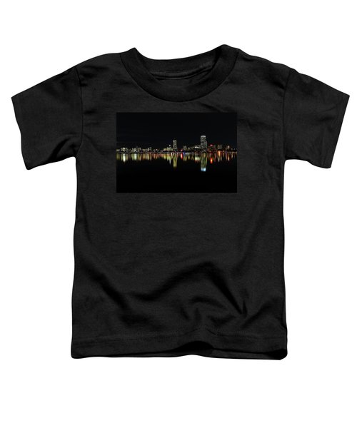 Dark As Night Toddler T-Shirt