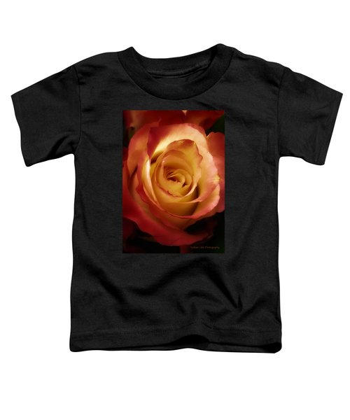 Dark Rose Toddler T-Shirt