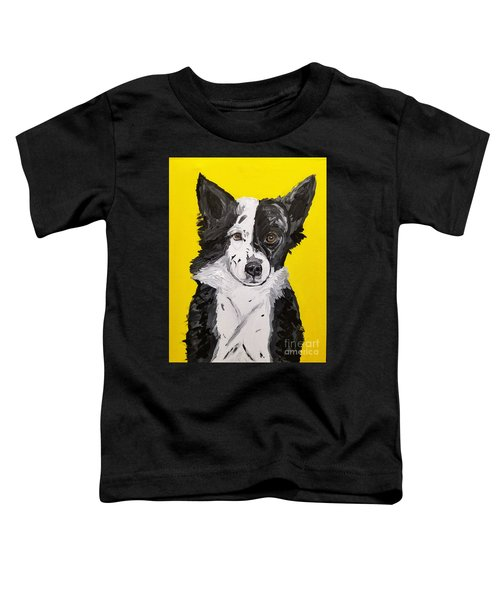 Dasha Date With Paint Nov 20th Toddler T-Shirt