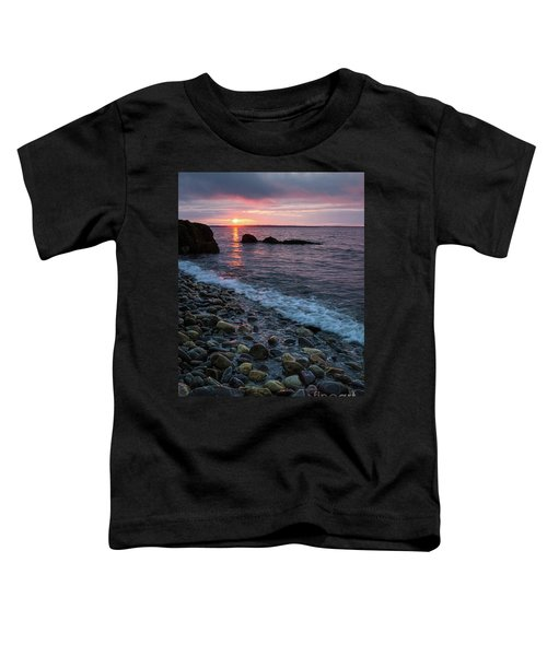 Dawn, Camden, Maine  -18868-18869 Toddler T-Shirt