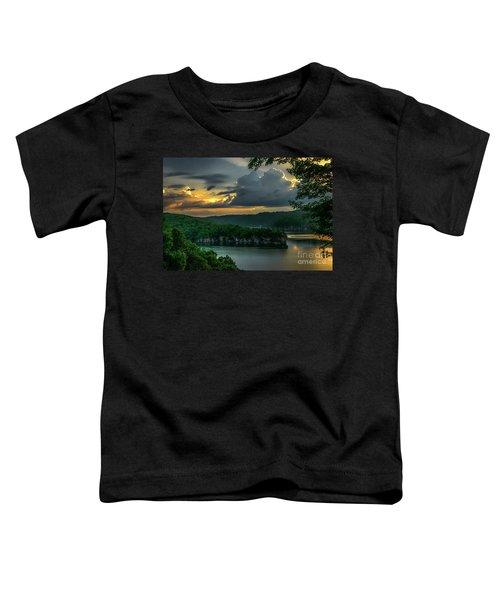 Daybreak Over Long Point Toddler T-Shirt