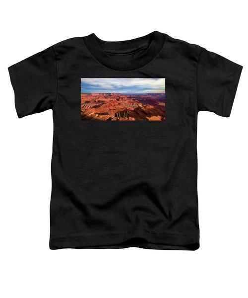 Dead Horse State Park Utah Toddler T-Shirt