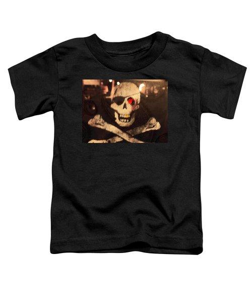 Dead Man's Chest Toddler T-Shirt
