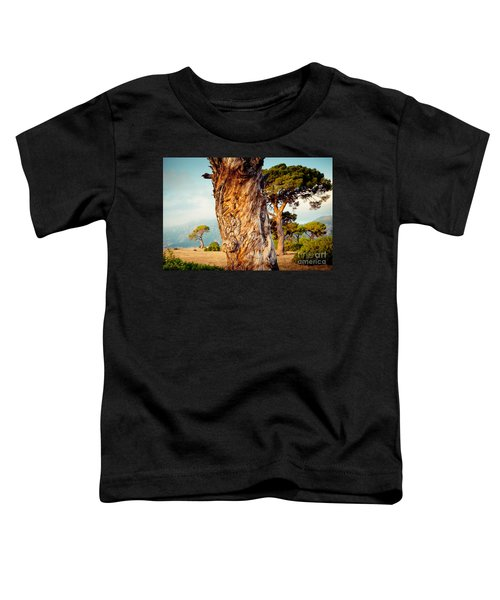 Dead Tree And Forest  Toddler T-Shirt